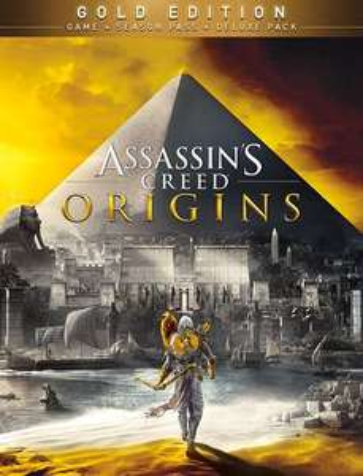 [BR VPN][Uplay] Assassin's Creed Origins Gold für 12,97€ mit brasilianischem VPN
