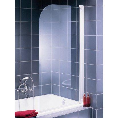 Schulte Badewannenaufsatz Echtglas