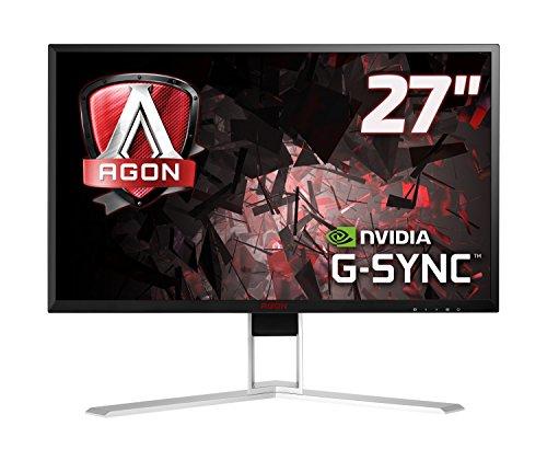 "[Amazon WHD ""Sehr gut""] AOC Agon AG271QG 27 Zoll Monitor IPS, 165 Hz, 2560x1440, 4ms, G-Sync"
