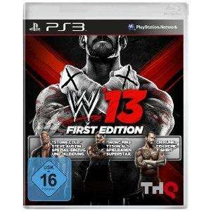 WWE 13 - First Edition (PS3) für 23,97€ bei Amazon!