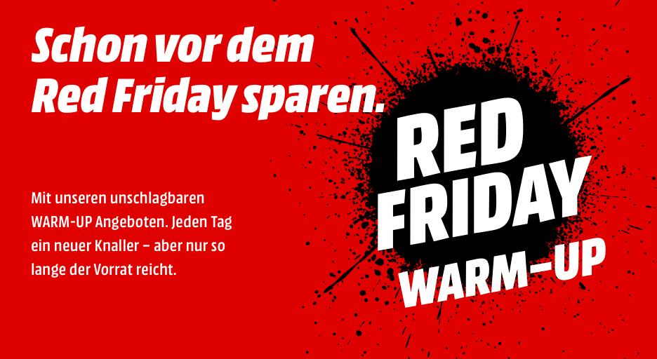 RED Friday Aufwärmphase | zB PlayStation Plus Mitgliedschaft 365 Tage für 41,99€ | Apple iPhone XR Hülle für 9€
