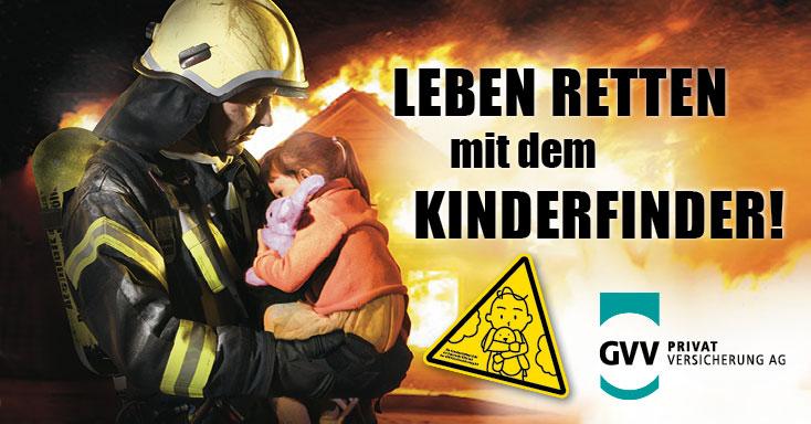 Kinderfinder zum anbringen an der Kinderzimmertür - bis zu 3 Stück umsonst bei der GVV
