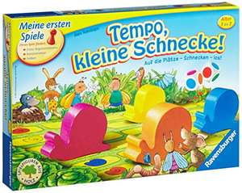 Ravensburger Tempo, kleine Schnecke (mit Amazon Prime)