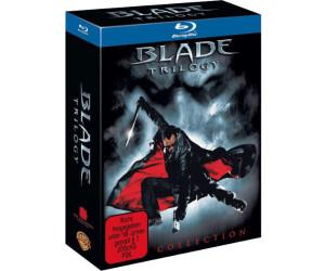 Blade Trilogy Collection (Blu-ray) für 9,99 EUR [lokal SATURN Kleve]