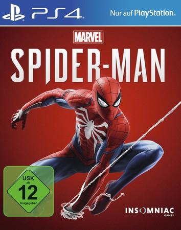 Marvel's Spider-Man PS4 für 23,99€ inkl. Versandkosten