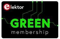 [Elektor] Kostenloses Elektor Green Jahresabo