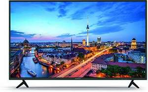 Nordmende FHD 4302 109 cm (43 Zoll) Full-HD LED Fernseher (Triple Tuner, PVR Aufnahmefunktion, CI+, 3x HDMI)
