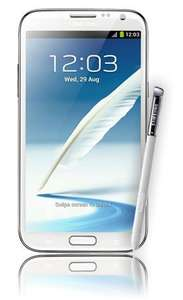 Samsung Galaxy Note 2 N7100 16GB + Samsung E1050