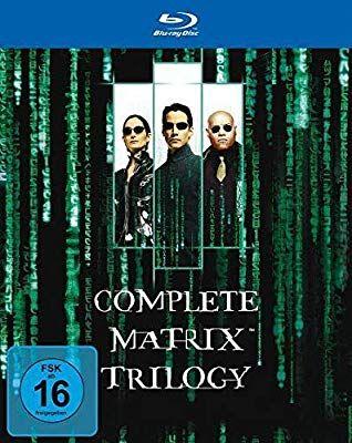 Sammeldeal z.B Matrix - The Complete Trilogy & Iron Man Trilogie für je 9,97€ uvm. [Amazon Prime]