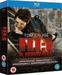 [PLAY.COM] Mission Impossible: 1-4 Box Set (Blu-ray) für 26.49 Euro inkl. Versand