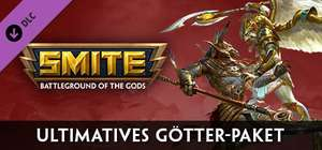 [Steam] SMITE - Ultimate God Pack DLC