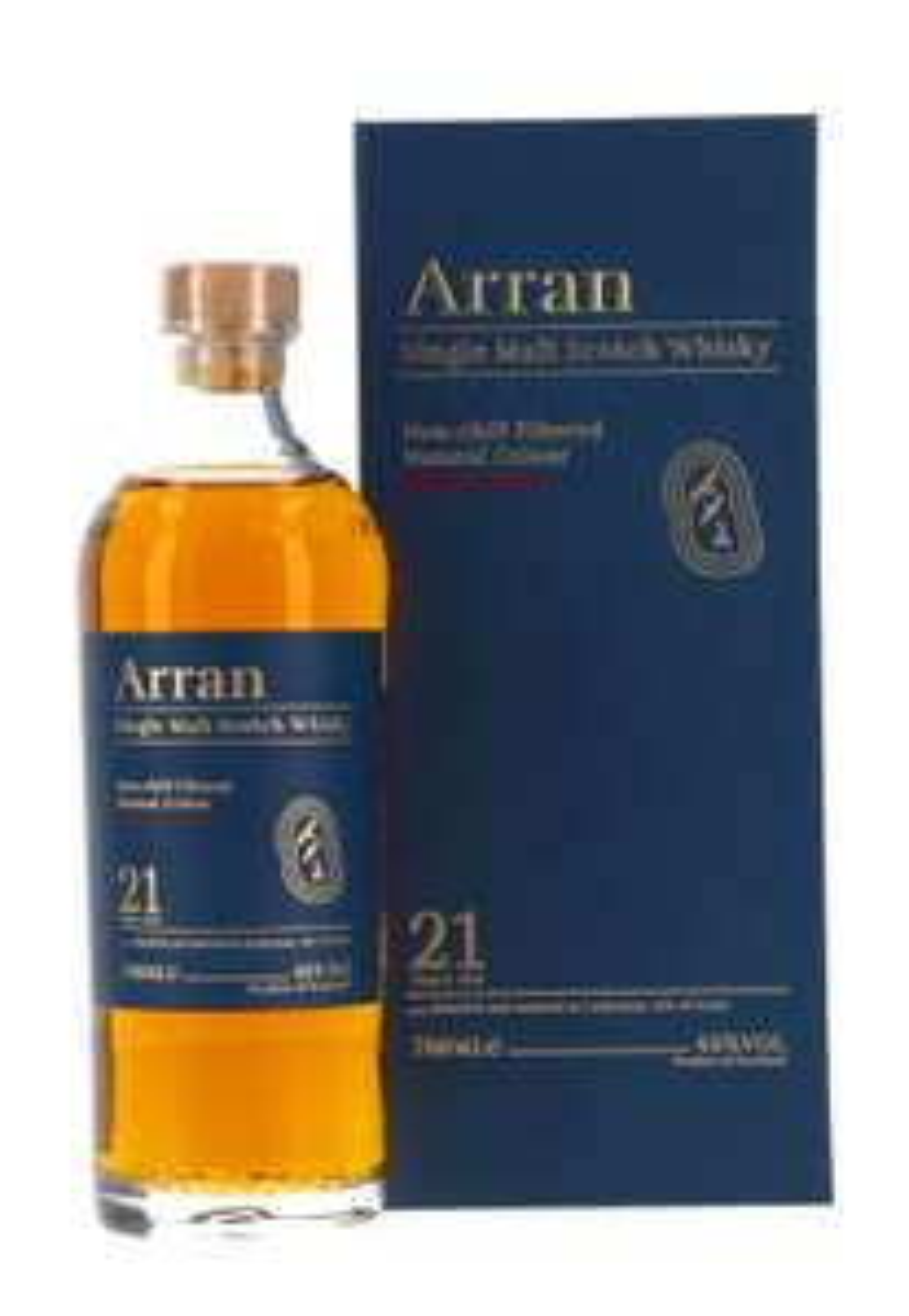 Arran 21, John Walker & Sons, Glendronach 2008, Benriach 25 Authenticus, Glenallachie, Bunnahabhain 1988, Bruichladdich 1991 Whisky