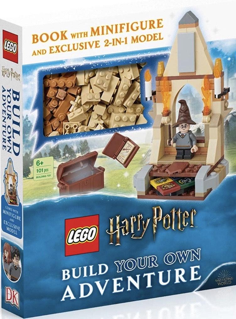 LEGO Harry Potter Build Your Own Adventure [Amazon]