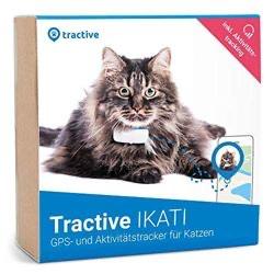 Tractive IKATI GPS Tracker für Katzen mit integriertem Aktivitätstracking