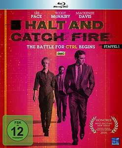 Halt and Catch Fire Staffel 1 (Blu-Ray) für 10,99€ (Amazon Prime)