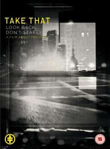 [DVD] Take That - Look Back, Don't Stare/A Film About Progress @zavvi.com