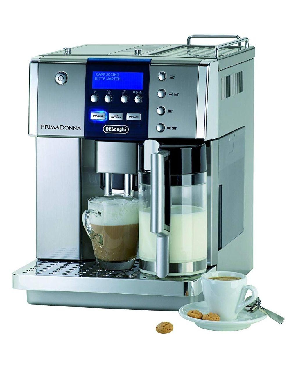 (Amazon) De'Longhi PrimaDonna ESAM 6600 Kaffeevollautomat