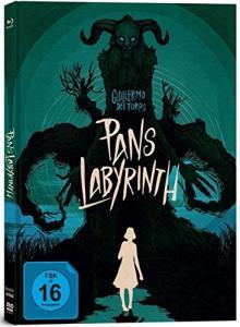 Pans Labyrinth Limited Mediabook Edition (Blu-ray + DVD + Bonus-Blu-ray) für 11,97€ (Amazon Prime