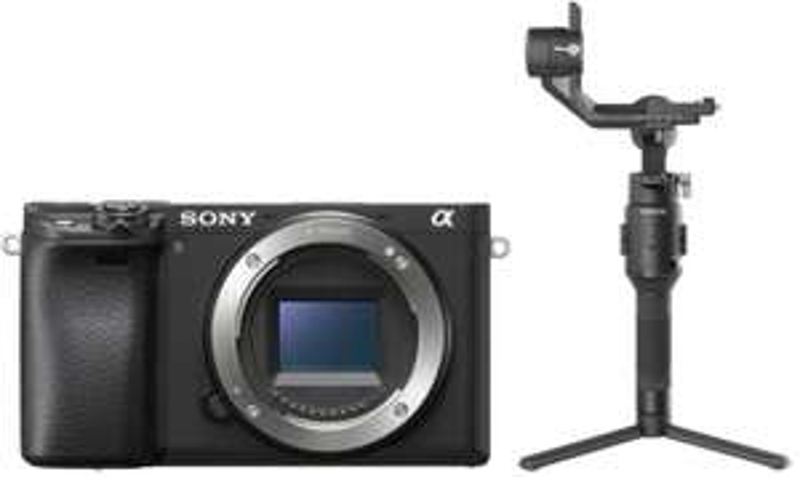 Sony Alpha 6400 Body mit DJI Ronin SC für 1029€ @Foto Erhardt