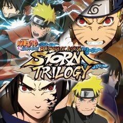 Naruto Shippuden: Ultimate Ninja Storm Trilogy (PS4) für 12,99€ (PSN Store)