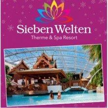 Sieben Welten Therme - Winterkarte 2019 ab 16,75€ statt 25€ (beim Kauf von 4 Tickets) (Mindestabnahme 2 Tickets)