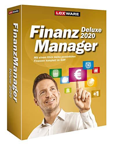 [Amazon] Lexware FinanzManager Deluxe 2020