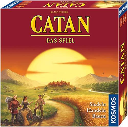 [Amazon] Catan Basisspiel 18,03 € für Prime Kunden