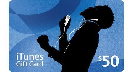 Amerikanische iTunes-Karten für $40 statt $50 bei walmart.com // CODE PER E-MAIL