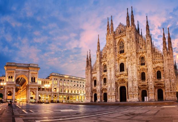 Flüge von Köln/Stuttgart/Berlin nach Mailand im Januar 2020