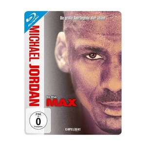 [AMAZON.DE] Michael Jordan to the Max (Blu-ray) - 13,97€
