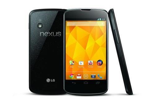 Schweiz - LG Nexus 4 16GB verfügbar