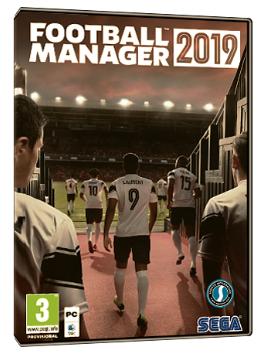 Fussball Manager 2019 / FM19 (only Key) für PC/Mac (Steam) (MMOGA)