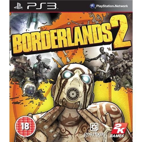 (UK) Borderlands 2 [PS3/Xbox] für 27.49€ @ play