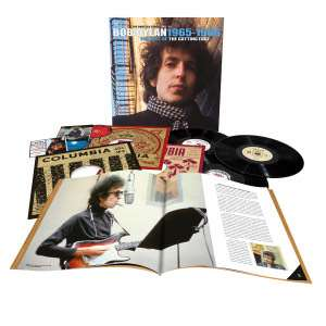 Bob Dylan The Cutting Edge 1965-1966: The Bootleg Series, Vol.12 Deluxe Edition Vinyl-Box-Set inkl. 2Cds