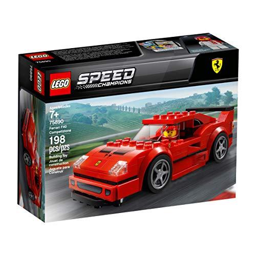 LEGO 75890 Speed Champions Ferrari F40 (Amazon Prime)
