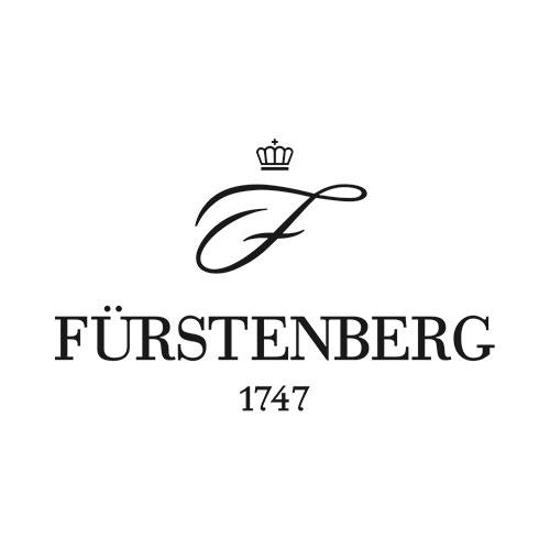 Fürstenberg: Black is Back! 33 Prozent auf OMNIA Anthrazit Porzellan