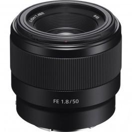 Sony 50mm f1.8 Festbrennweite