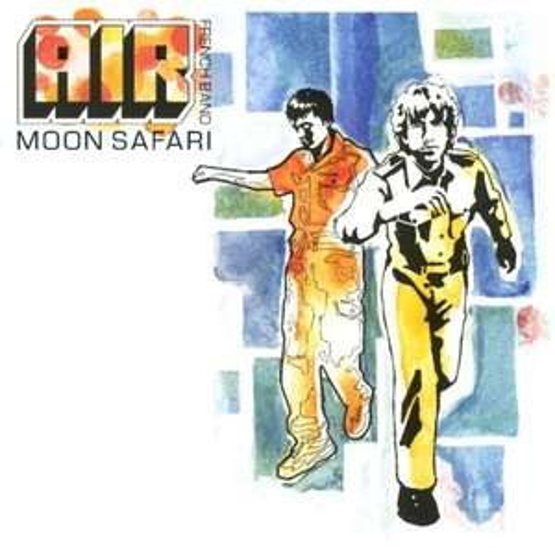 [Amazon Prime] CD 'Moon Safari' von Air