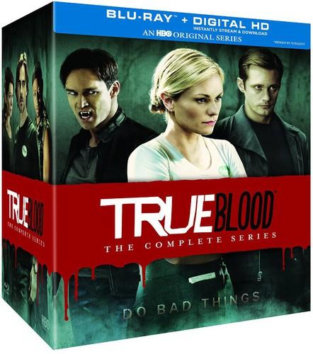 [Deepdiscount.com] True Blood - Komplette Serie - Bluray - nur OV aber regionfree