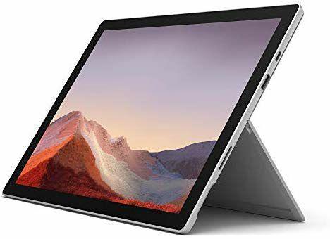 "Microsoft Surface Pro 7 Tablet 12.3"" - i5, 8GB RAM, 128GB SSD (Amazon.fr)"
