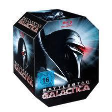 [Amazon] Battlestar Galactica Komplettbox [Blu Ray - Limited Edition]