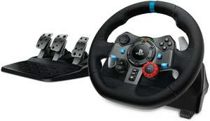 Logitech G29/G920 Racing Lenkrad Driving Force für PS4, PS3 und PC (Amazon.fr)