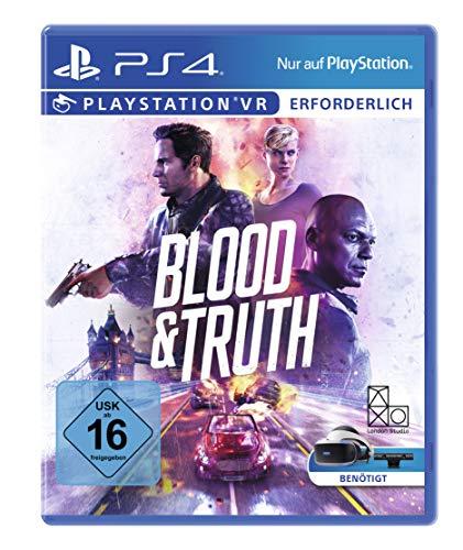 Blood & Truth (PS4-VR) für 19,99€ (Amazon Prime & GameStop)
