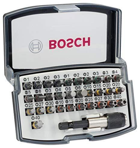 *wieder verfügbar* [AMAZON Prime] Bosch Professional 2607017319 Bit Set (Zubehör für Schraubanwendungen)