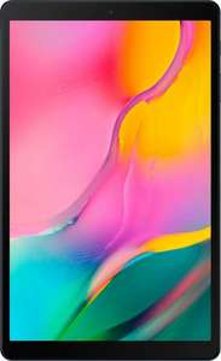 "Samsung Galaxy Tab A 10.1 Wi-Fi (2019) Tablet (10,1"", 32 GB, Android) Schwarz und Gold bei Otto"