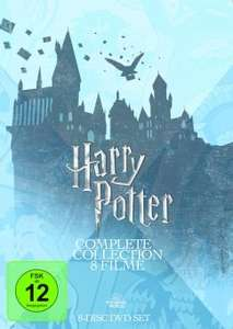 Harry Potter - Complete Collection 8 DVD's