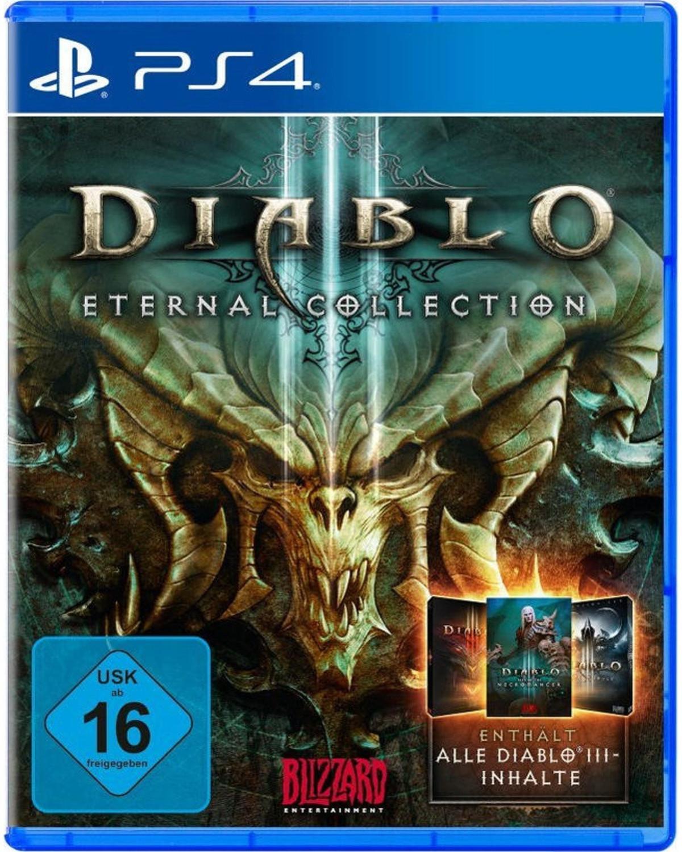 Diablo III: Eternal Collection (PS4 & Xbox One) für je 11,99€ (Switch) für 23,99€ (Saturn & Media Markt)