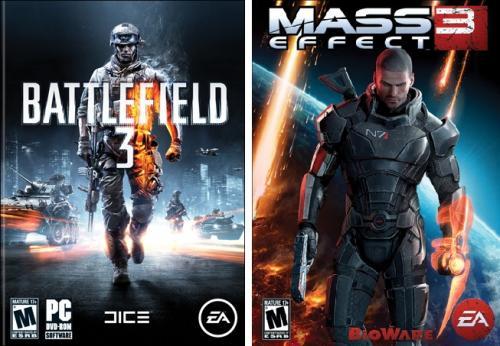 [Origin] Battlefield 3 für 9,56€ & Mass Effect 3 für 8,20€ @Gamefly.com (US-Proxy)