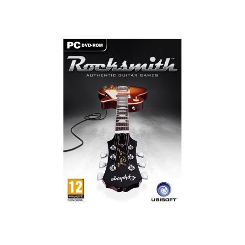 Rocksmith PC-Version inkl. Kabel @ amazon 57,97€ +5€ Spezialversand