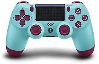Dual Shock 4 Wireless Controller für PS4 - Beerenblau & orange & wave blau uvm.. für je 43,98€ [Amazon.fr]